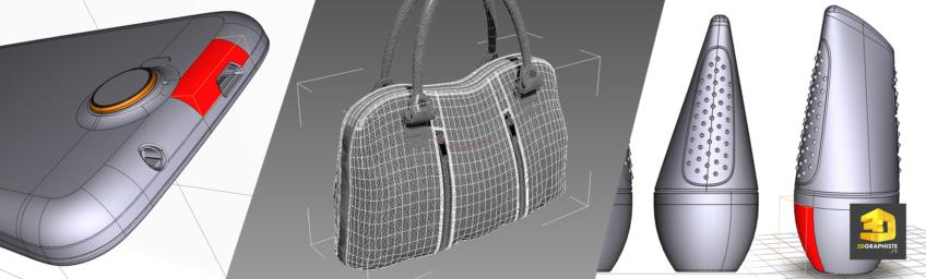 Modeleur 3D Freelance