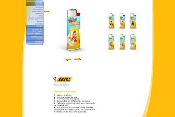 Configurateur Briquet BIC