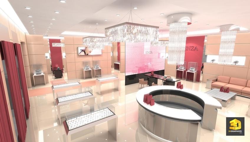 Designer Boutique magasin bijouterie