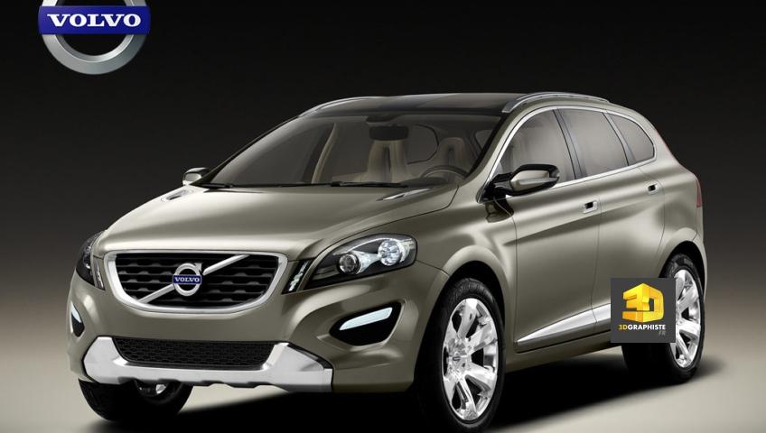 Designer 3D Automobile Volvo