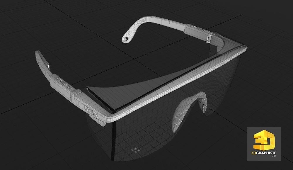 modélisateur 3d lunettes : Vos objets 3D modélisés