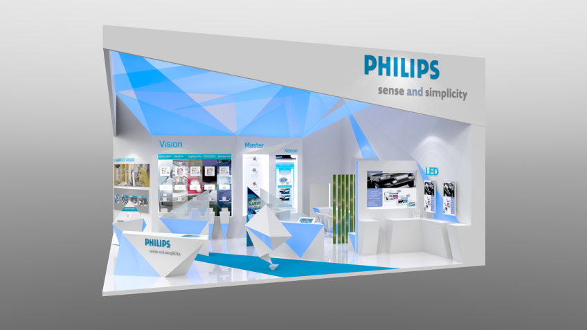 Roughman Freelance Stand Philips