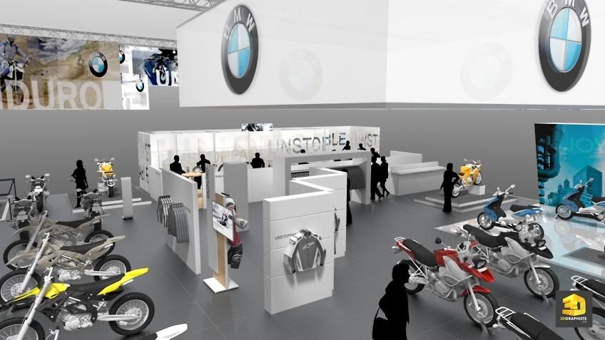 Concepteur de Stand BMW