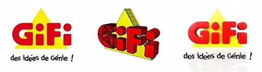 Creation de logo en 3D