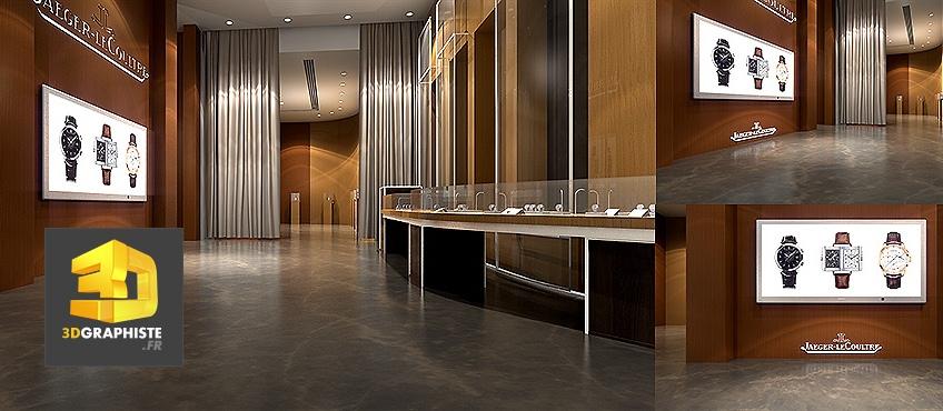 designer boutique jaeger lecoultre