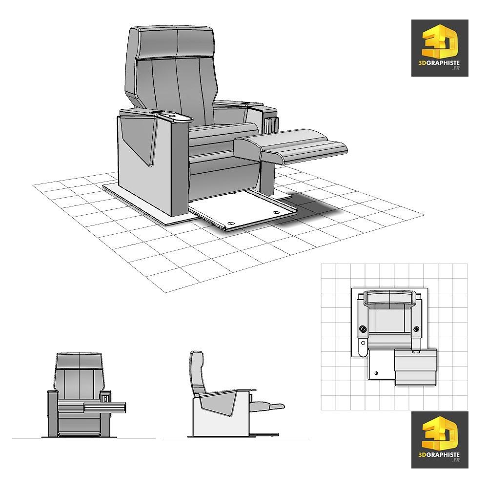 Dessin meuble 3d top voici luesquisse faite pour un for Dessin salle de bain 3d gratuit