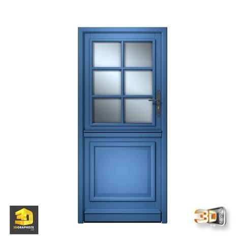 dessinateur 3d de portes