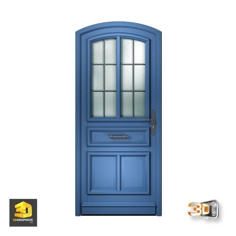 dessinateur 3d portes
