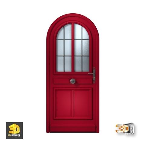 graphiste 3d portes
