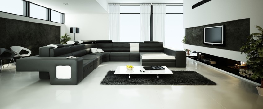 Graphiste Architecture Living Room