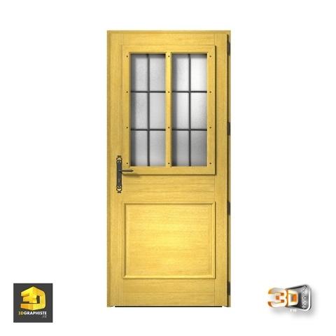 infographiste 3d portes