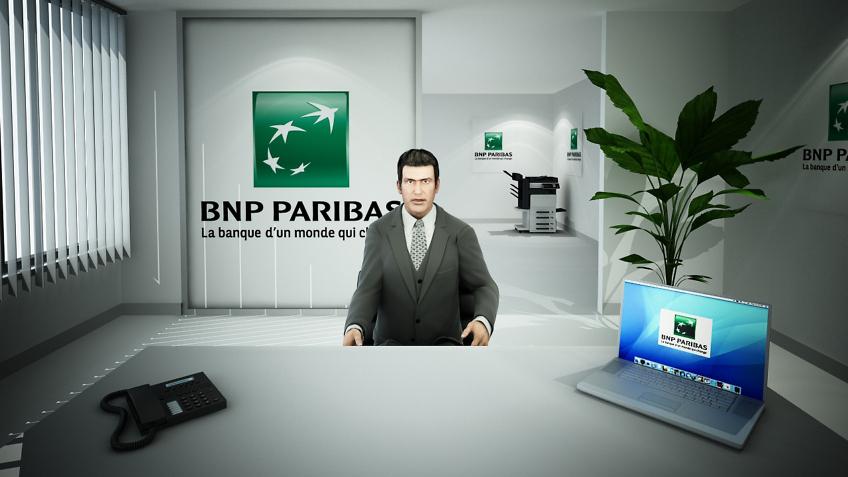 infographiste 3d serious games bureau