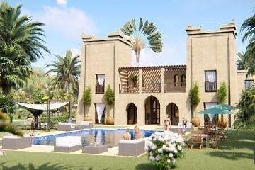 infographiste maison d'hote - hotel au maroc