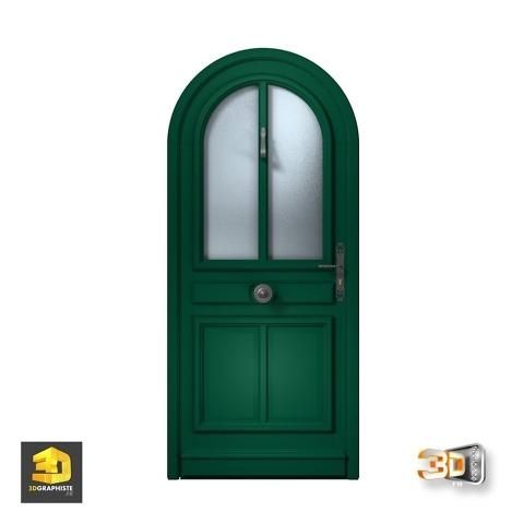 modelage 3d portes