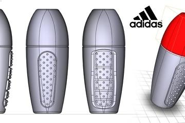 modeleur 3d cao adidas deostick go