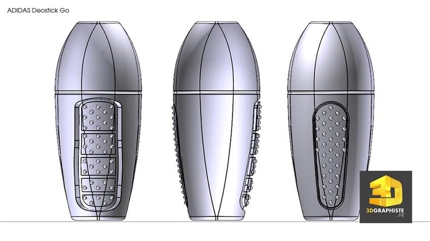 freelance cao - adidas deodorant