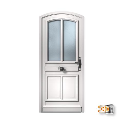 modeling 3d meubles portes