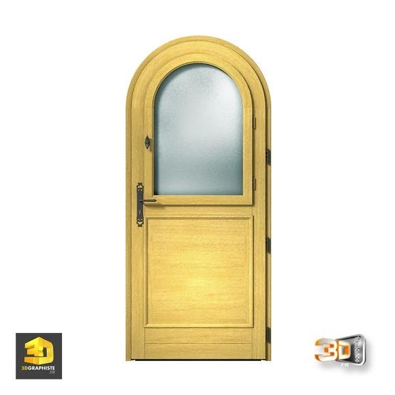 modeling 3d portes