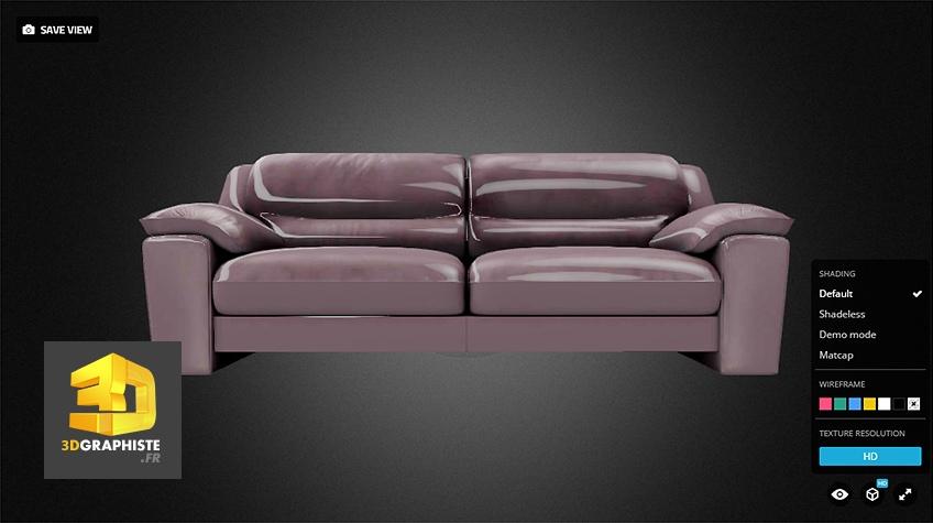 Mod lisation 3d de meubles 3dgraphiste fr for 3d modelisation