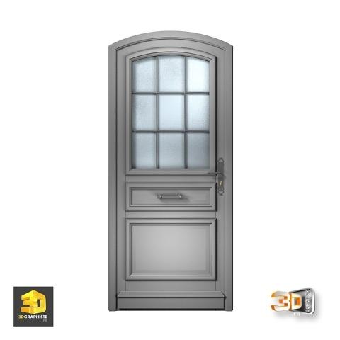 modelisation cao portes