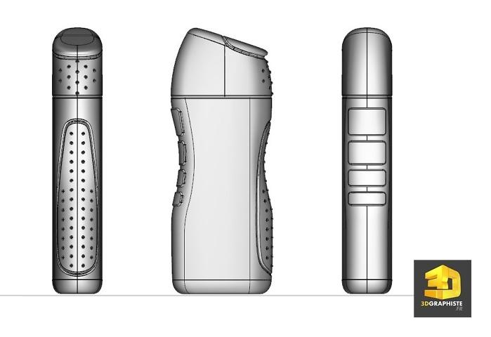 prestataire modelisation 3d cao-cad freelance - adidas