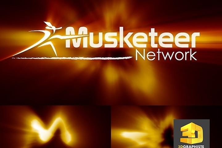 Animation de logos - logo animé - Musketeer