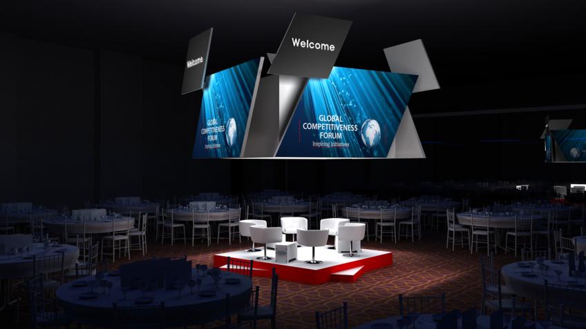 Rough Conferences - Restaurant d'un Forum