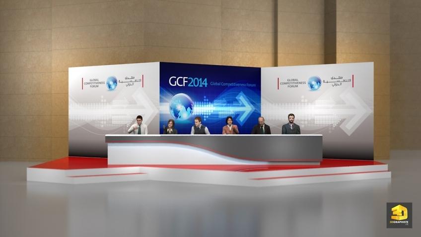 Rough Événementiel - Conférence de Presse - Forum