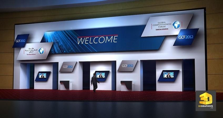 roughman evenementiel conferences arche forum