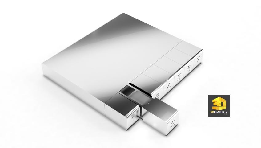 designer 3d accessoire