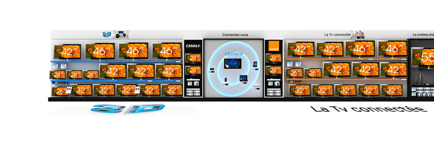 Lineaire TV Samsung