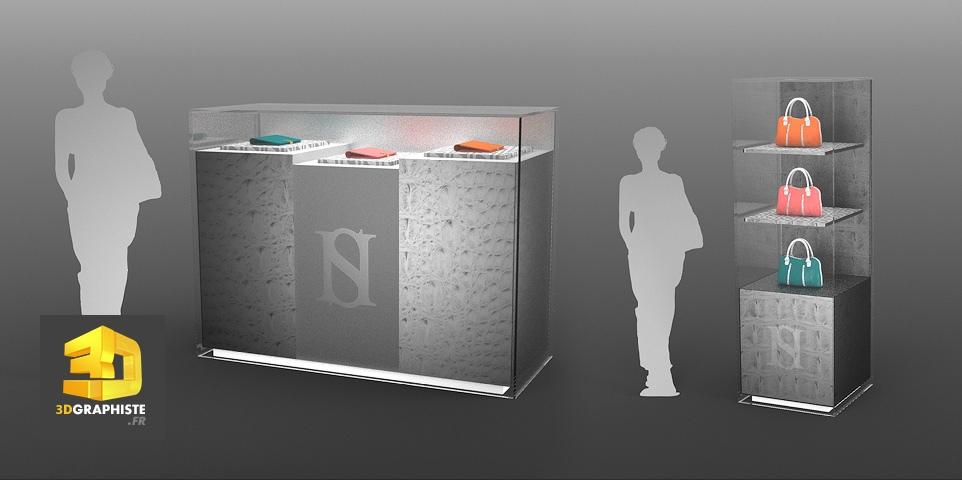 Designer de meuble harold scherman