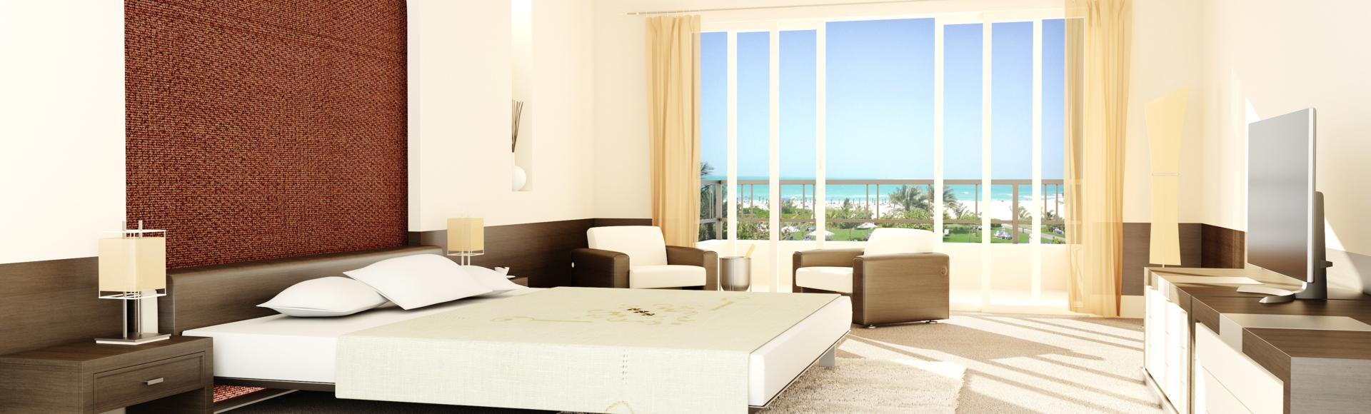 Infographiste architecture chambre hotel dubai