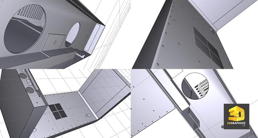 modeleur 3d freelance cao - borne multimedia