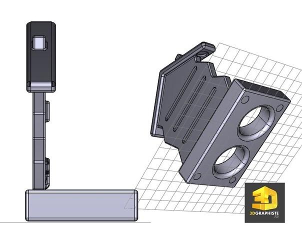 modelisation cao pour la fabrication de produits