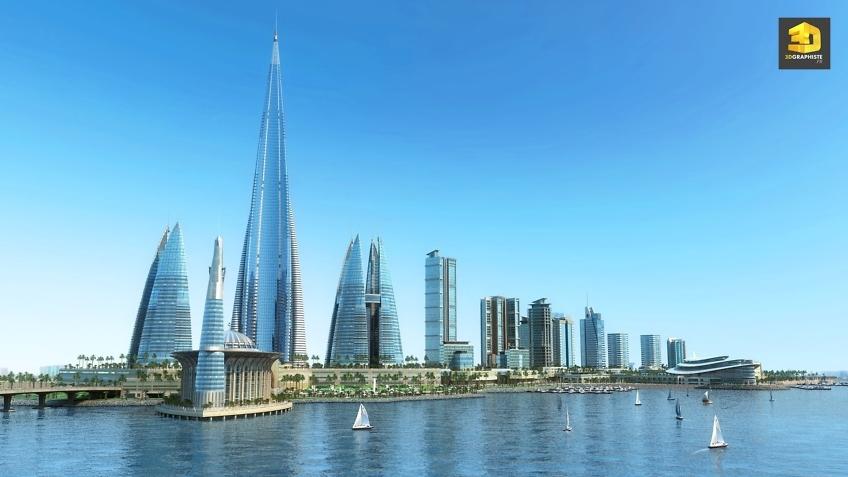 Perspectiviste Architecture Ville - Infographiste 3D