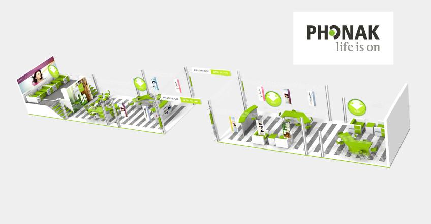 Roughman stand pavillon Phonak