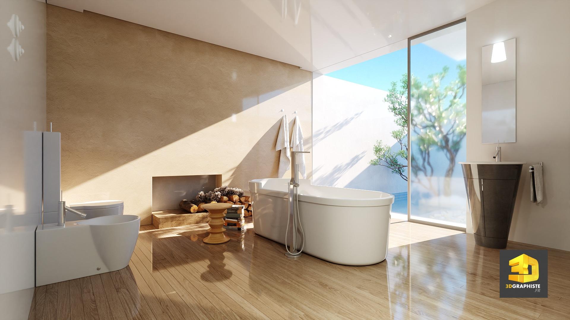 infographiste architecture cr ation de perspectives et d 39 animations 3d. Black Bedroom Furniture Sets. Home Design Ideas