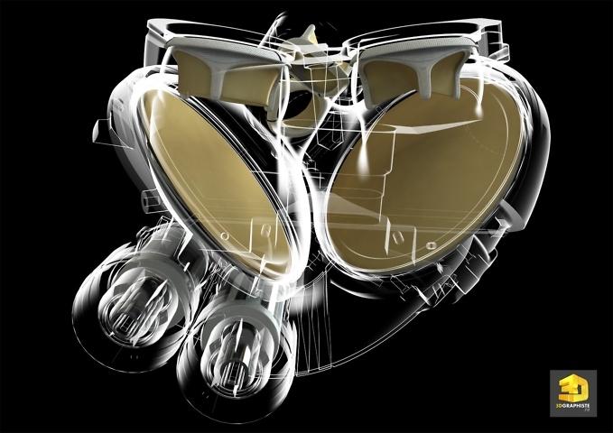 Graphisme 3D - Cœur artificiel