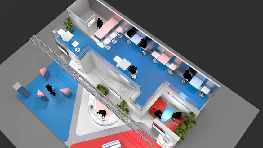 Infographiste 3D Stand - Autodistribution