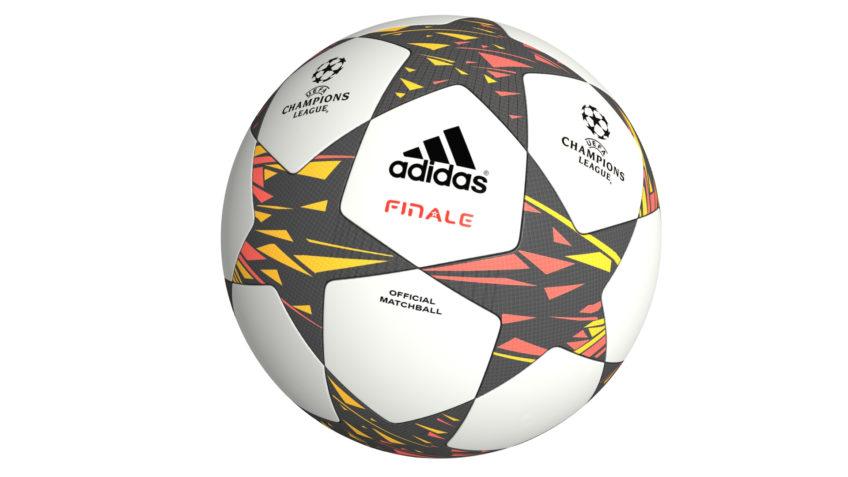 Modélisation 3D ballon de football