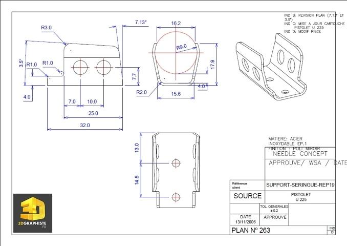 Concepteur plans AutoCAD