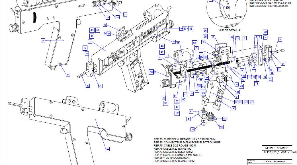 Infographiste AutoCAD