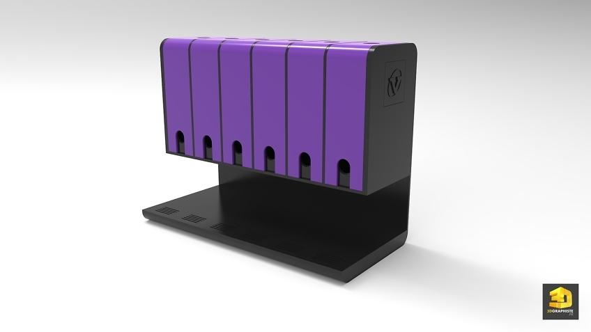 Meuble pour cubis - Cigarettes Electroniques