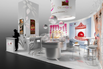 stand salon patissier - martine delmotte