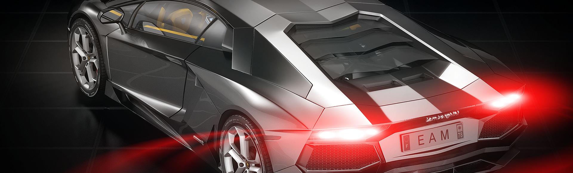 Lamborghini Aventador 3D model