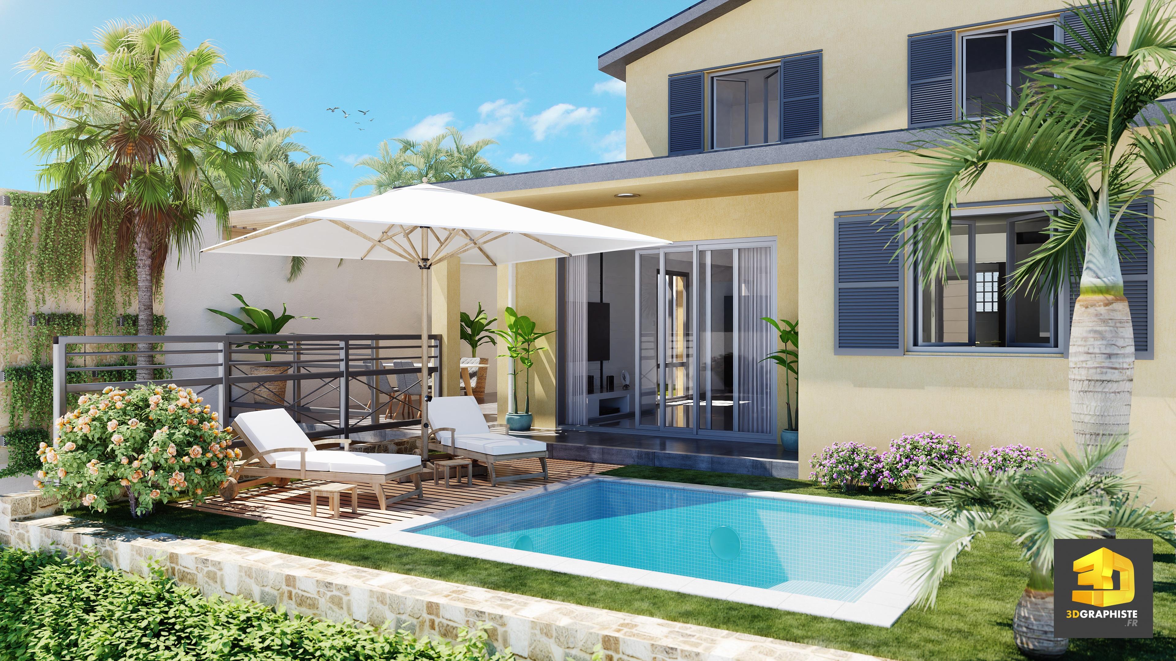 Perspective D Une Villa : Perspectives d pour l immobilier villas domenjod