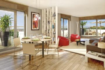 freelance perspective intérieure séjour à Nice