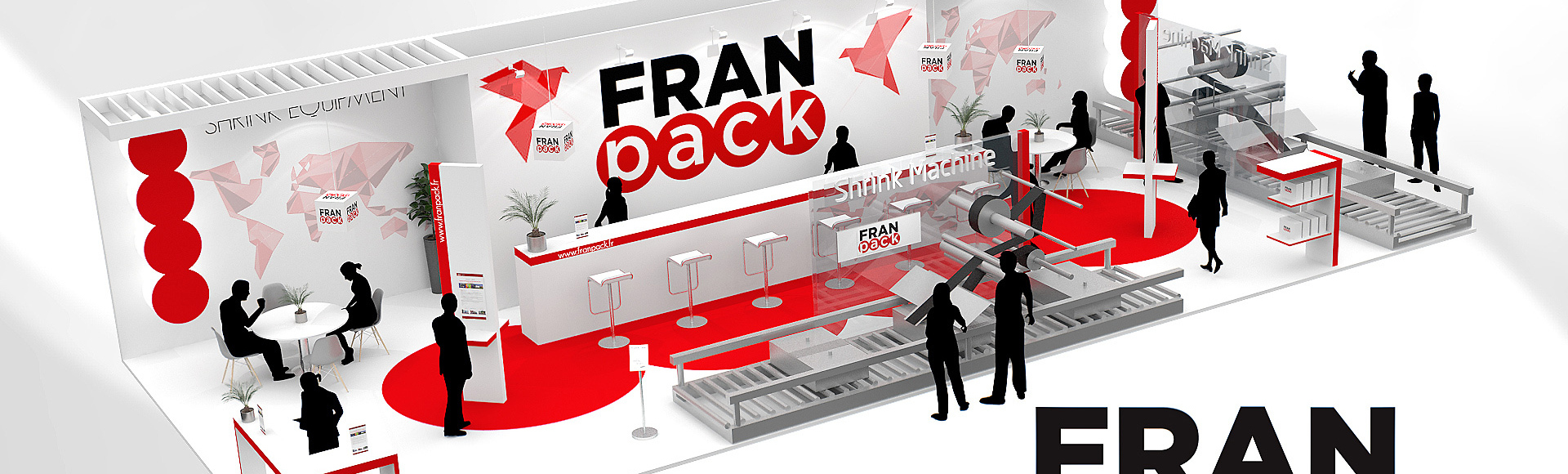 design stand Franpack