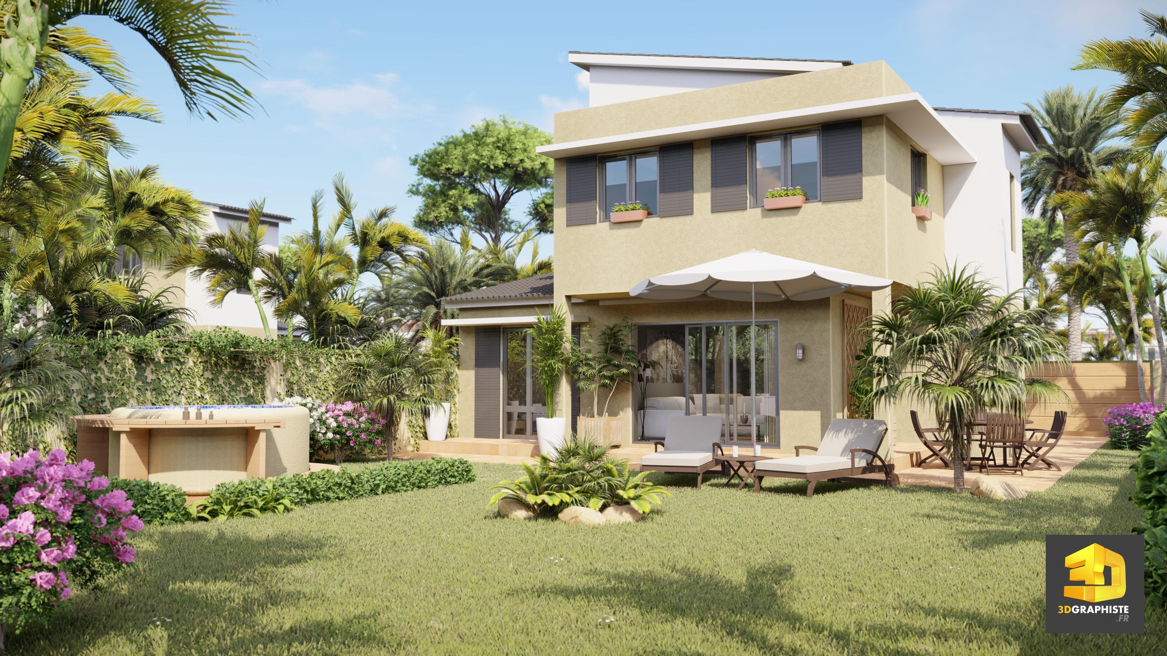 Maison guyane fabulous maison m sur uu with maison guyane - Villa maribyrnong par grant maggs architects ...